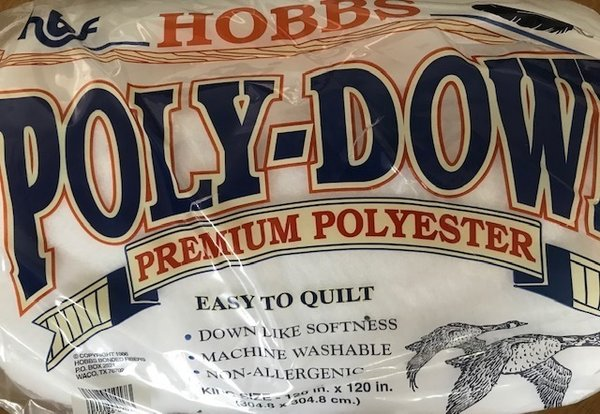 Vlies Hobbs Polydown Polyester King Size